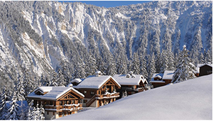 Le Portetta Hotel and Mountain Lodges