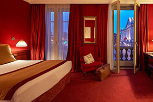 Deluxe Privilege Room - Grand Hotel de l