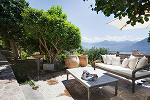 Terrace - Case di Sotto House & Breakfast - Orselina, Tessin, SUISSE