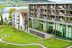 Seerose Cocon Building - Seerose Resort & Spa - Meisterschwanden, Argovie, SUISSE