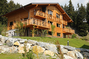 Exterior - Crans Luxury Lodges - Crans-Montana, Valais, SWITZERLAND