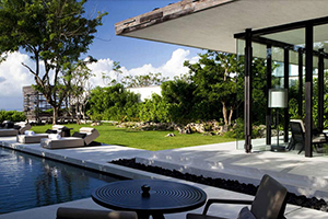 Three-Bedroom Pool Villa - Pool (Cliffside) - Alila Villas Uluwatu - Uluwatu, Lesser Sunda Islands, INDONESIA