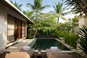 Private Pool Villa - The Royal Santrian - Nusa Dua, Petites Îles de la Sonde, INDONÉSIE