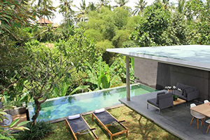 3-Bedroom Pool Villa - Aria Villas - Ubud, Islas Menores de la Sonda, INDONESIA