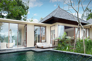 Premiere Valley Pool Villa - Komaneka at Tanggayuda Ubud - Ubud, Lesser Sunda Islands, INDONESIA