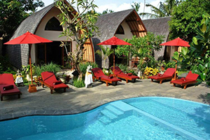 Swimming Pool - Klumpu Bali Resort - Sanur, Lesser Sunda Islands, INDONESIA