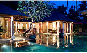 Pool Villas - Jamahal Private Resort - Jimbaran, Lesser Sunda Islands, INDONESIA