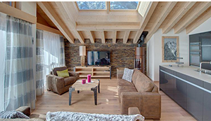 Suites and Apartments - Matterhorn Lodge - Zermatt, Valais, SWITZERLAND