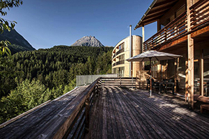 General View - Hotel Arnica Scuol - Scuol, Grisons, SUIZA