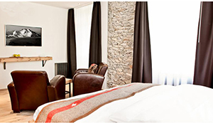 Superior Room - Hotel the Dom - Saas-Fee, Valais, SWITZERLAND