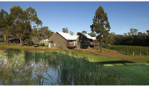 General View - Hermitage Lodge - Pokolbin, New South Wales, AUSTRALIA