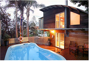 Reef View Villa - Kims Beach Hideaway - Toowoon Bay, New South Wales, AUSTRALIA