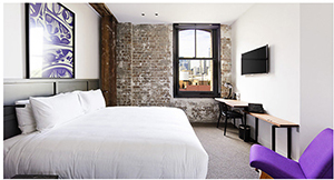 King Deluxe - 1888 Hotel by 8Hotels - Sydney, New South Wales, AUSTRALIA