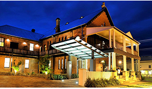 Facade - Perry Street Hotel - Mudgee, New South Wales, AUSTRALIA
