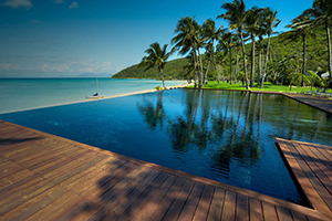 Swimming Pool - Orpheus Island Resort - Orpheus Island, Queensland, AUSTRALIA