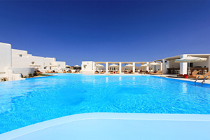 Swimming Pool - Archipelagos Resort - Paros, Cyclades Islands, GREECE