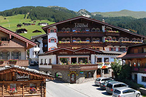 Hotel Alpin Spa Tuxerhof