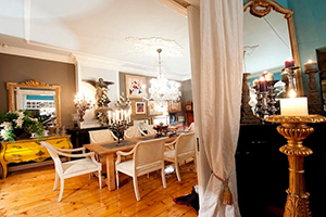 Living Room - Breitner House - Amsterdam, Hollande-Septentrionale, PAYS-BAS