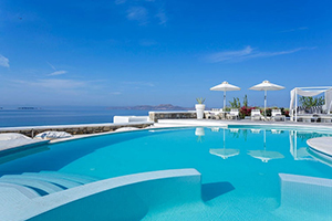 Pool - DeLight - Mykonos, Cyclades Islands, GREECE
