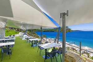 Lunch Restaurant - Adrina Resort & Spa - Sporades Islands, Thessaly, GREECE