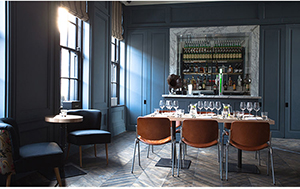 The Blue Room - The Dean - Dublin, Dublin, IRELAND