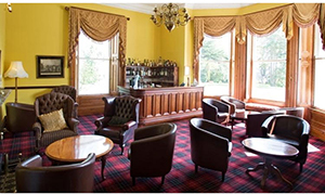 Lobby - Tinakilly Country House - Rathnew, Wicklow, IRELAND