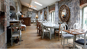 Brabazon Restaurant - Tankardstown House - Slane, Meath, IRELAND