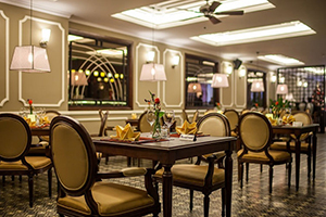 Red Bean Restaurant - Hanoi la Siesta Hotel & Spa -