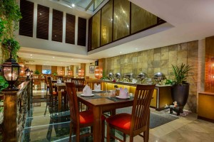 Dining Room - Oriental Suites Hotel -