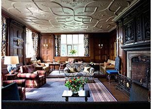 Lounge - Gravetye Manor - West Hoathly, West Sussex, UNITED KINGDOM