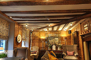 Lounge - The George in Rye - Rye, East Sussex, VEREINIGTES KÖNIGSREICH