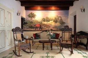 Lounge - Siolim House - Siolim, Goa, INDIA