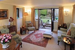 Lounge - Stoberry House and Garden - Wells, Somerset, REINO UNIDO