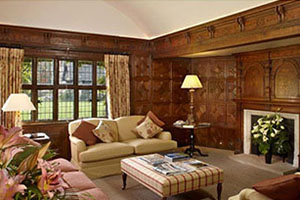 Lounge - Hever Castle Luxury B&B - Edenbridge, Kent, UNITED KINGDOM