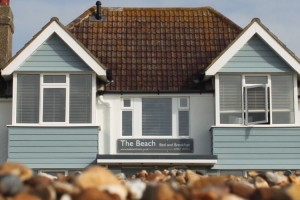 Facade - The Beach B&B - Hythe, Kent, UNITED KINGDOM