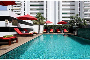 Pool - BYDLofts Boutique Hotel & Serviced Apartments - Patong Beach, Phuket, THAILAND