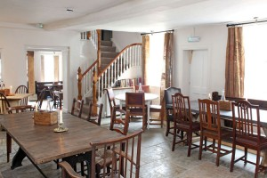 Dining Room - Black Lion Hotel - Little Walsingham, Norfolk, UNITED KINGDOM