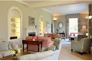 Lounge - Congham Hall - Kings Lynn, Norfolk, UNITED KINGDOM