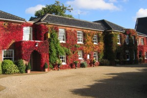 Facade Autumn - Beechwood Hotel - North Walsham, Norfolk, UNITED KINGDOM