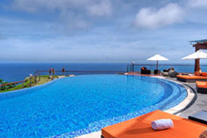 Pool - The Edge Bali - Uluwatu, Lesser Sunda Islands, INDONESIA