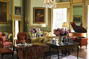 Drawing Room - Swinton Park - Masham, North Yorkshire, ROYAUME-UNI