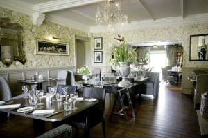Restaurant - Mitton Hall Hotel - Clitheroe, Lancashire, UNITED KINGDOM