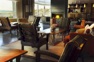 Lounge - Hotel Territorio - Puerto Madryn, Chubut, ARGENTINA
