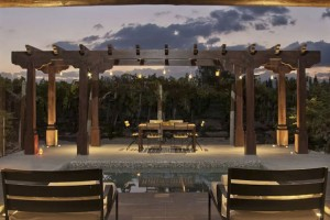 Pool - Cavas Wine Lodge - Alto Agrelo, Mendoza Province, ARGENTINA