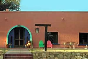 Rancho De La Osa, Guest Resort