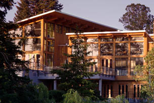 Brentwood Bay Lodge and Spa