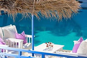 Acqua vatos hotel for Griechenland design hotel