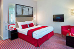 Red & Blue Design Hotel Prague - Photo 4
