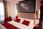 Red & Blue Design Hotel Prague - Photo 6