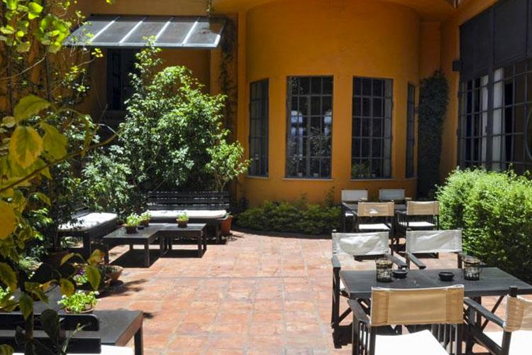 Exterior Dining Room - Legado Mítico Salta - Salta